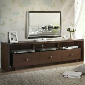 Most Popular Single Shelf Tv Stands With Entertainment Center Tv Stand W/ Drawers, Shelves For Tv'S (View 14 of 15)