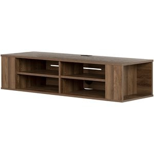 Most Popular South Shore Evane Tv Stands With Doors In Oak Camel Regarding South Shore Tv Stand, South Shore Furniture Tv Stand (View 14 of 15)