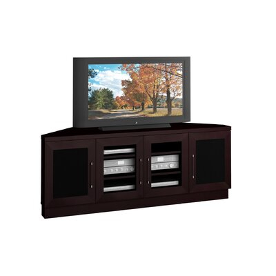 """Most Popular Tv Stands For Corners In Furnitech Contemporary 60"""" Corner Tv Stand & Reviews (View 6 of 15)"""