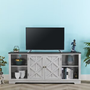 """Most Recent Bustillos Tv Stands For Tvs Up To 85"""" With Regard To Longshore Tides Clem Tv Stand For Tvs Up To 85"""" & Reviews (View 7 of 15)"""