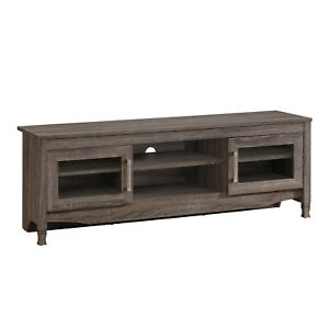 """Most Recent Techni Mobili 53"""" Driftwood Tv Stands In Grey Throughout Techni Mobili Grey Driftwood Tv Stand Grey Compressed Wood (View 3 of 15)"""
