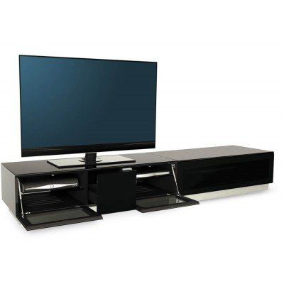 Most Recently Released High Gloss Tv Cabinets In Alphason Element Emt2100 High Gloss Black Tv Cabinet (View 13 of 15)