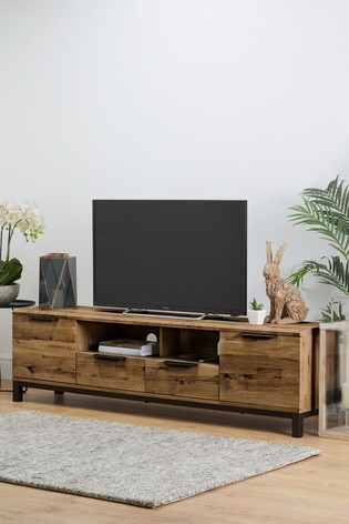 Most Recently Released Indi Wide Tv Stands Throughout Buy Bronx Superwide Tv Stand From The Next Uk Online Shop (View 2 of 15)