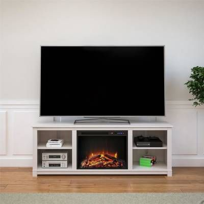 """Most Recently Released Rickard Tv Stands For Tvs Up To 65"""" With Fireplace Included In Sunbury Tv Stand For Tvs Up To 65"""" With Fireplace Included (View 12 of 15)"""