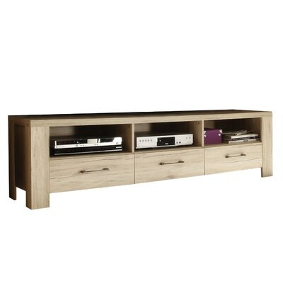 """Most Up To Date Grandstaff Tv Stands For Tvs Up To 78"""" For Natur Pur Lupo Tv Stand For Tvs Up To  (View 7 of 15)"""