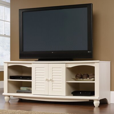 """Most Up To Date Harbor Wide Tv Stands Pertaining To Sauder Harbor View 63"""" Tv Stand & Reviews (View 4 of 15)"""