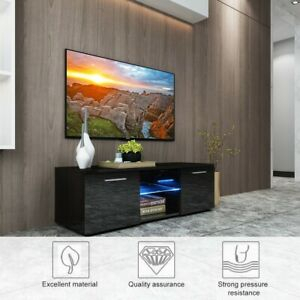 Newest High Gloss Tv Cabinets Within Luxury High Gloss Tv Stand Unit Cabinet Console Table With (View 9 of 15)