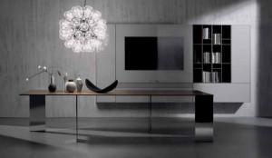 Newest Milan Glass Tv Stands Regarding Acerbis At Milan International Fair 2014 – Blog (View 8 of 15)