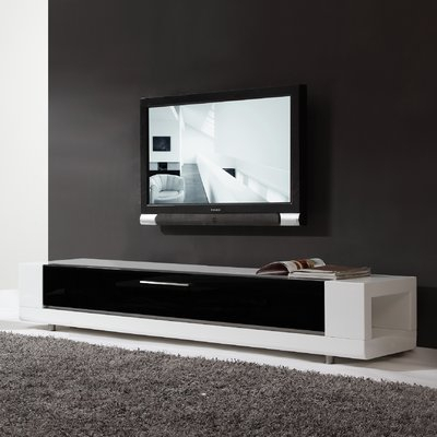 Newest Milano White Tv Stands With Led Lights With Regard To Pin On Products (View 2 of 15)