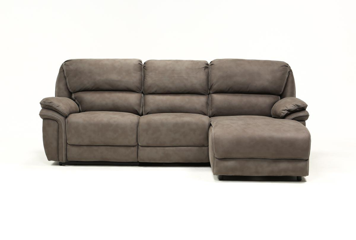 Norfolk Grey 3 Piece Sectionals With Raf Chaise – Beideo Within Norfolk Chocolate 3 Piece Sectionals With Raf Chaise (View 2 of 15)