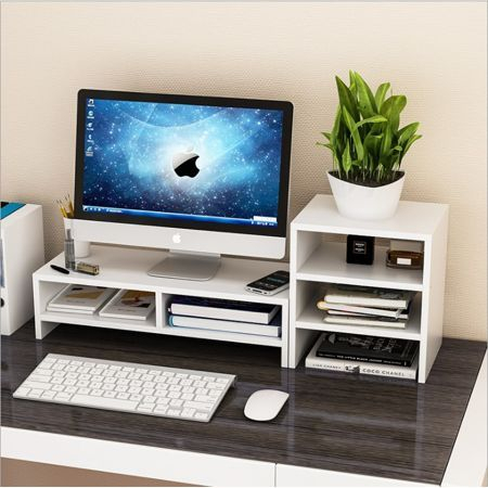 Office With Recent Space Saving Gaming Storage Tv Stands (View 9 of 12)