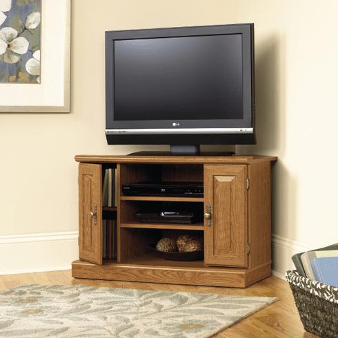 Orchard Hills Corner Tv Standsauder In Popular Cornet Tv Stands (View 1 of 15)