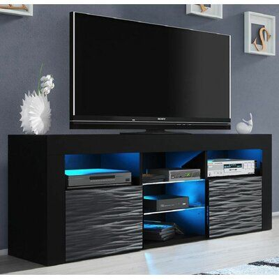 """Orren Ellis Ranallo Tv Stand For Tvs Up To 65"""" Color Pertaining To Preferred Neilsen Tv Stands For Tvs Up To 65"""" (View 7 of 15)"""