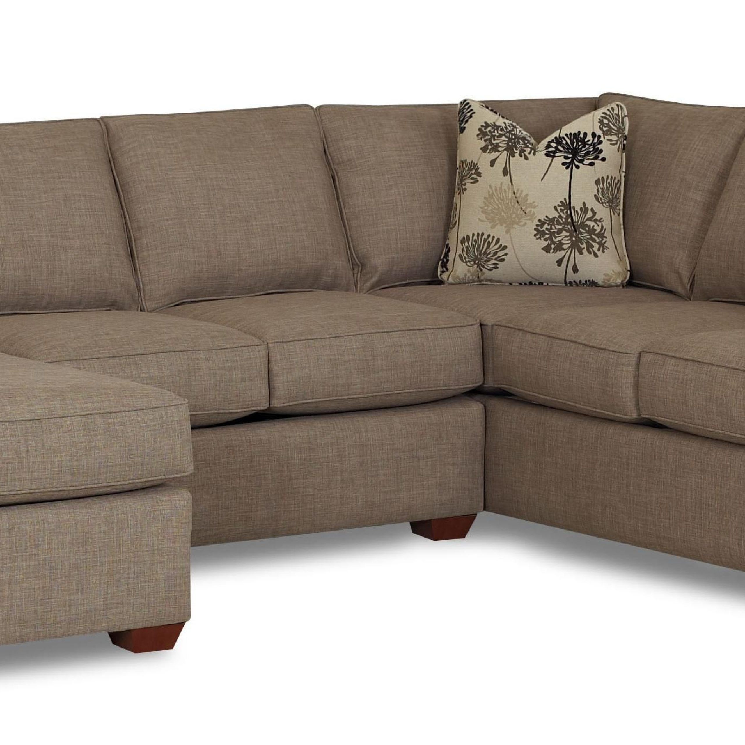 Pantego 3 Piece Sectional Sofa With Laf Chaise | 3 Piece With Norfolk Grey 3 Piece Sectionals With Laf Chaise (View 11 of 15)
