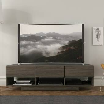 """Persephone Tv Stand For Tvs Up To 65"""" (View 6 of 15)"""