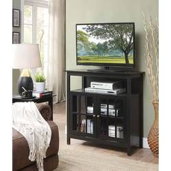 """Pinion Corner Tv Stand For Tvs Up To 40"""" & Reviews (View 6 of 15)"""