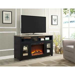 """Popular Ahana Tv Stands For Tvs Up To 60"""" For Ameriwood Home Carver Electric Fireplace Tv Stand For Tvs (View 12 of 15)"""