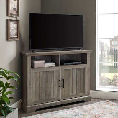 Preferred Delphi Grey Tv Stands Throughout Grey Tv Stands & Entertainment Centers You'Ll Love In  (View 5 of 15)