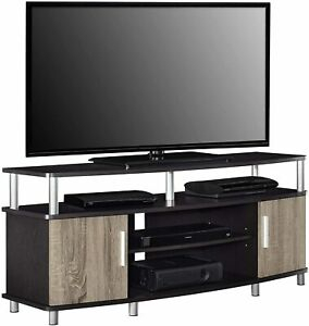 """Preferred Leonid Tv Stands For Tvs Up To 50"""" Throughout Ameriwood Home Carson Tv Stand For Tvs Up To 50"""", Espresso (View 1 of 15)"""