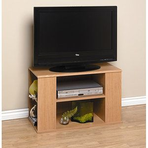 Preferred Sidmouth Oak Corner Tv Stands In Doesn'T Have To Be That Big Or That Small;) Just Needed (View 6 of 14)
