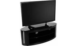Preferred Techlink Bench Corner Tv Stands In Techlink B6Do Bench Tv Stand For Up To 55 Inch Tvs – Dark (View 5 of 15)