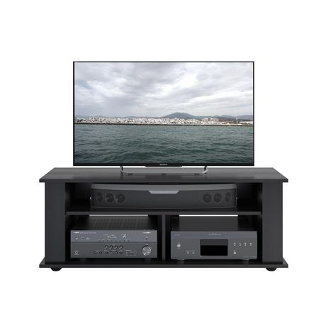 Recent Cheap Cantilever Tv Stands Regarding Corliving Bakersfield Tv Stand, For Tvs Up To  (View 15 of 15)