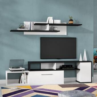 """Recent Grandstaff Tv Stands For Tvs Up To 78"""" Within Ramsdell Floating Tv Stand For Tvs Up To 78"""" (View 15 of 15)"""