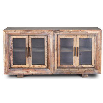 Reclaimed Wood Sideboard Throughout 2018 Cambourne Tv Stands (View 2 of 15)