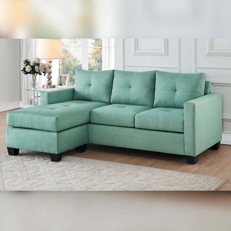 Reversible Sofa Chaise – Discount Furniture | Portland Or Regarding London Optical Reversible Sofa Chaise Sectionals (View 5 of 15)