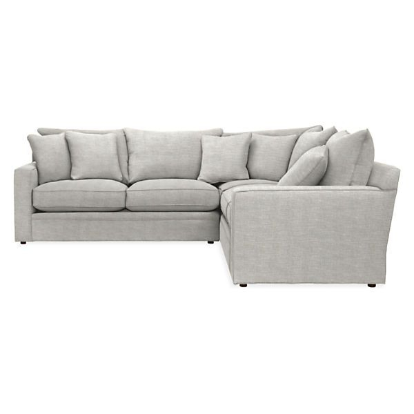 """Room & Board – Orson 111X111"""" Three Piece Sectional For Room And Board Sectional Sofas (View 1 of 15)"""
