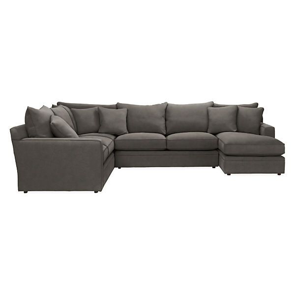 Room & Board – Orson Sectional – Modern Sectionals In Room And Board Sectional Sofas (View 8 of 15)