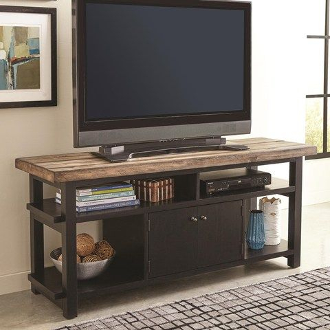 Rustic Tv Console (View 10 of 15)