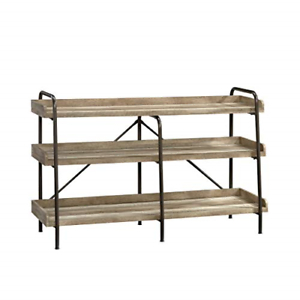 Sauder Carson Forge Anywhere Console, For Tvs Up To 60 Regarding 2018 Mainstays 4 Cube Tv Stands In Multiple Finishes (View 14 of 15)