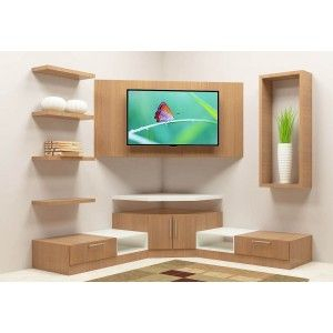 Shop Now For Corner Tv Unit Designs For Living Room Online Throughout Latest Unique Corner Tv Stands (View 8 of 15)