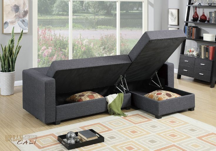 Small Living Room With Kids – Monterey Small Sectional Pertaining To Copenhagen Reversible Small Space Sectional Sofas With Storage (View 13 of 15)