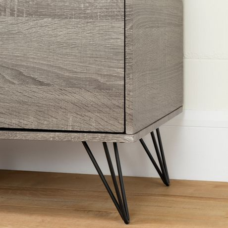 South Shore Evane Tv Stand With Doors For Tvs Up To 55 Within Trendy South Shore Evane Tv Stands With Doors In Oak Camel (View 5 of 15)