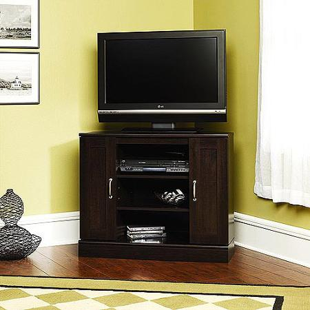 Tall Corner Tv Stand: Designs And Images – Homesfeed Regarding Most Popular Tv Stands For Corners (View 7 of 15)