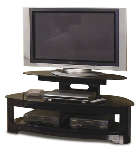 """Tech Craft Bw25125M Sorrento Series 50"""" Tv Stands Up To 50 In Latest Leonid Tv Stands For Tvs Up To 50"""" (View 14 of 15)"""