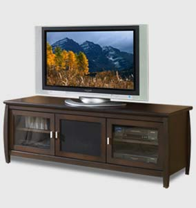 """Tech Craft Swp60 Credenza Avalon Series Tv Stand Up To 60 With Regard To Well Known Margulies Tv Stands For Tvs Up To 60"""" (View 9 of 15)"""