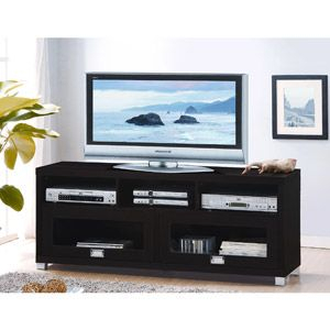 """Techni Mobili 58"""" Durbin Tv Stand For Tvs Up To 75 In Most Recently Released Techni Mobili 58"""" Durbin Tv Stands In Espresso Or Grey Wood (View 10 of 15)"""