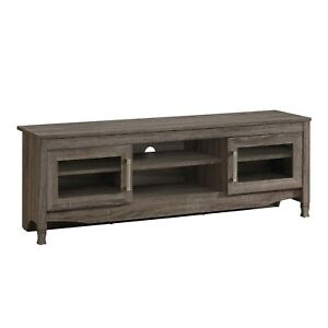 """Techni Mobili Driftwood Tv Stand Console For Tvs Up To 65 Throughout Popular Techni Mobili 53"""" Driftwood Tv Stands In Grey (View 8 of 15)"""