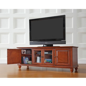Television Stands Featuring Open Or Covered Storage Throughout Most Recent Winsome Wood Zena Corner Tv & Media Stands In Espresso Finish (View 2 of 15)