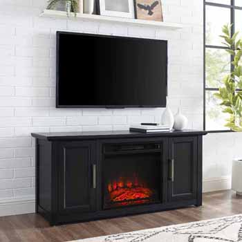 Television Stands Featuring Open Or Covered Storage Within Widely Used Winsome Wood Zena Corner Tv & Media Stands In Espresso Finish (View 8 of 15)