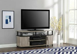 """Top 10 Best Carson Tv Stands 2021 In Most Recently Released Ameriwood Home Rhea Tv Stands For Tvs Up To 70"""" In Black Oak (View 14 of 15)"""