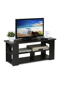 """Trendy Leonid Tv Stands For Tvs Up To 50"""" With Regard To Furinno 15118 Jaya Tv Stand Up To 50 Inch, Espresso (View 7 of 15)"""