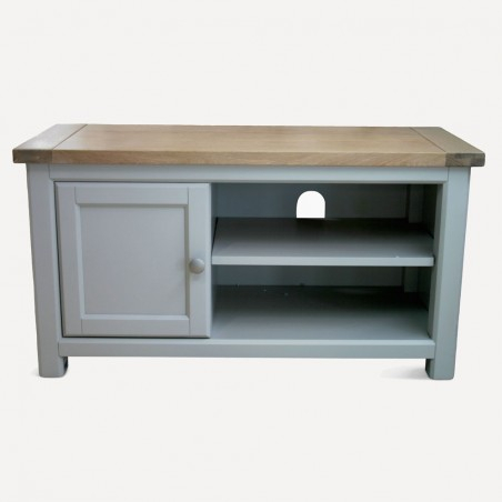 Trendy Penelope Dove Grey Tv Stands Within Arabella Tv Unit (View 2 of 15)