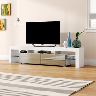 """Trendy Valenti Tv Stands For Tvs Up To 65"""" With Red Barrel Studio® Wesolowski Tv Stand For Tvs Up To  (View 7 of 15)"""