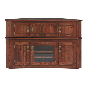 Trendy Winsome Wood Zena Corner Tv & Media Stands In Espresso Finish Intended For Mission Alder Entertainment Chest – Traditional (View 10 of 15)
