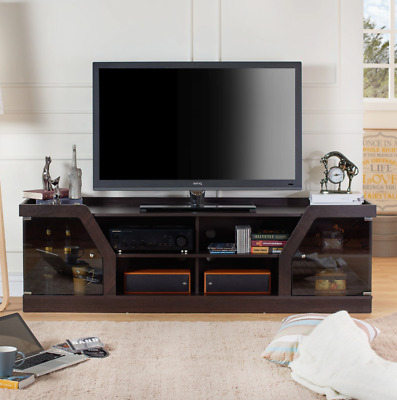 Tv Stand Entertainment Center Credenza Console 70 Inch Throughout Famous Entertainment Center Tv Stands Reclaimed Barnwood (View 6 of 15)