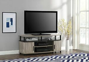 Tv Stand Shelf 50 Inch Flat Screen Table Entertainment Pertaining To Well Liked Tv Stands And Bookshelf (View 7 of 15)